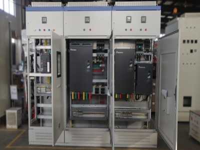 真空泵启动柜220KW