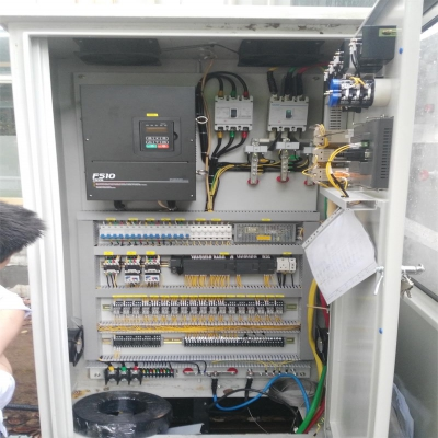 RTO 废气处理控制柜