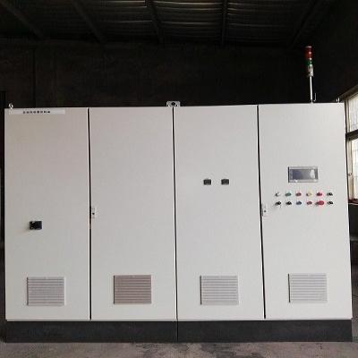 涂装生产线自动化控制柜示例